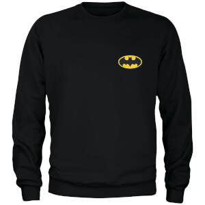 DC Batman Unisex Sweatshirt - Black