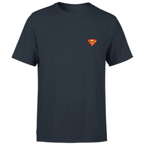 DC Superman Unisex T-Shirt - Navy