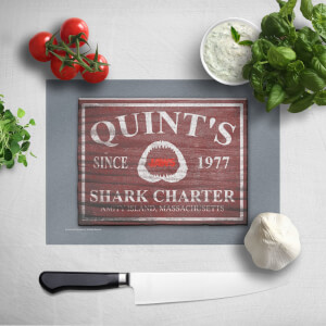 Jaws Chopping Board