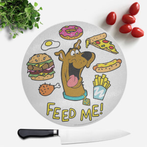 Scooby-Doo Round Chopping Board