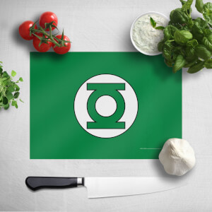 Green Lantern Chopping Board