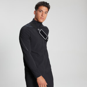 MP Velocity Heren Track Top - Zwart