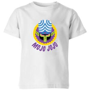 The Powerpuff Girls Mojo Jojo Kids' T-Shirt - White
