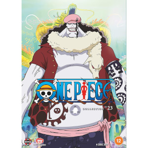 One Piece (Uncut): Collection 23 (Episodes 541-563)