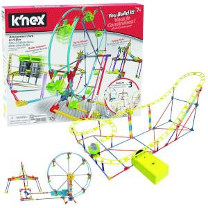 K'nex Amusement Park Ride Building Set
