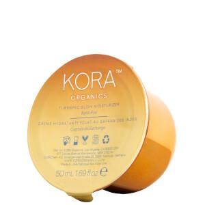 Kora Organics Turmeric Glow Moisturizer Refill Pod