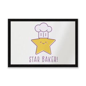 Star Baker Entrance Mat