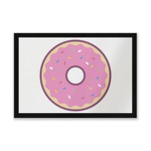 Donut Entrance Mat