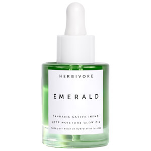 Herbivore Emerald Hemp Seed Deep Moisture Glow Oil 30ml