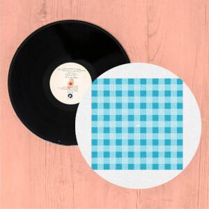 Baking Blanket Blue Slip Mat