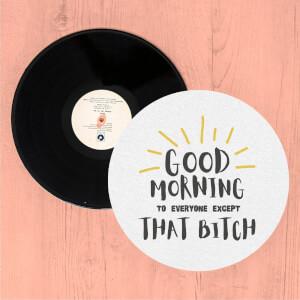 Good Morning Slip Mat