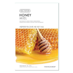 THE FACE SHOP Real Nature Sheet Mask Honey