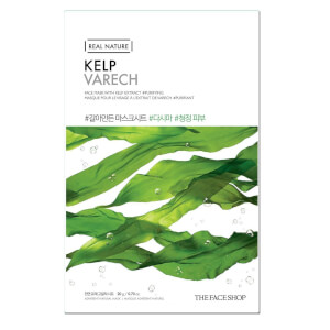 THE FACE SHOP Real Nature Sheet Mask Kelp