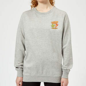 Ilustrata Forever Friends Women's Sweatshirt - Grey
