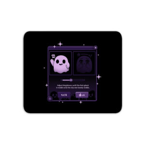 Ilustrata Dandere Ghost Mouse Mat