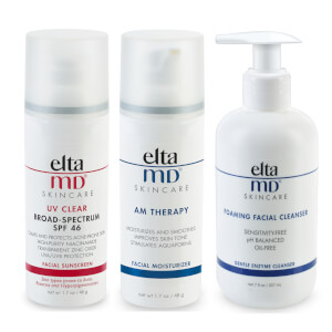 EltaMD AM Routine for Oily Skin (Worth $98.50)