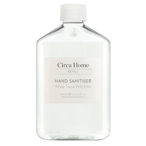 Circa Home Kitchen Alchemy White Tea and Wild Mint Hand Sanitiser Refill 450ml