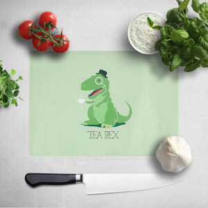 Tea Rex Chopping Board