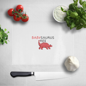 Babysaurus Chopping Board