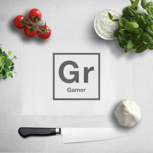 Periodic Gamer Chopping Board