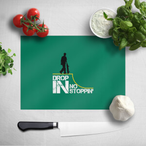 Drop In No Stoppin Chopping Board