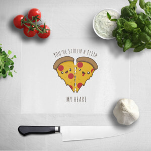 A Pizza My Heart Chopping Board