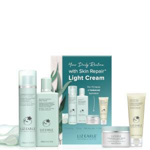 Liz Earle Essentials Skin Repair Kit with Light Moisturiser (Worth £67.00)