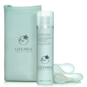Liz Earle Cleanse & Polish 100ml Pump Starter