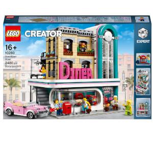 LEGO Creator Expert : Un dîner au centre-ville