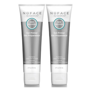 NuFACE Leave-on Gel Primer Duo 1.96 oz (Worth $28.00)