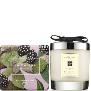 Jo Malone London Blackberry and Bay Soap and Candle Bundle