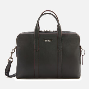 Coach Men's Metropolitan Soft Briefcase - Black