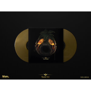 Materia Collective - Time's End II: Majora's Mask Remixed 2x Gold LP