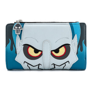 Loungefly Disney Villains Hades Cosplay Bi-Fold Wallet