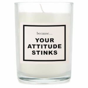Your Attitude Stinks Candle