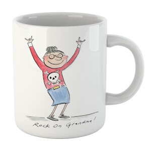 Rock On Grandma! Mug