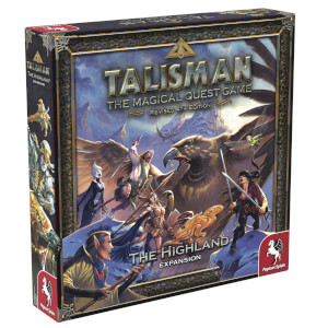 Talisman The Highland Expansion