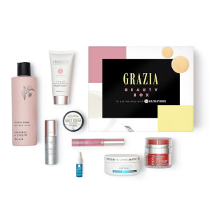 GLOSSYBOX X GRAZIA SMART SKINCARE LIMITED EDITION