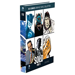 DC Comics Graphic Novel Collection Solo! Part 1