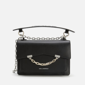 Karl Lagerfeld Women's K/Karl Seven Shoulder Bag - Black