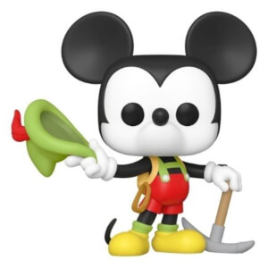 Disney 65th Mickey with Lederhosen Pop! Vinyl Figure