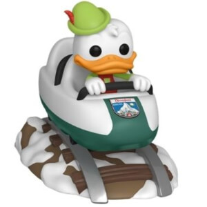 Disney 65th Donald with Matterhorn Funko Pop! Ride