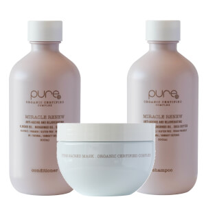 Pure Miracle Renew Trio Pack (Worth $103.85)