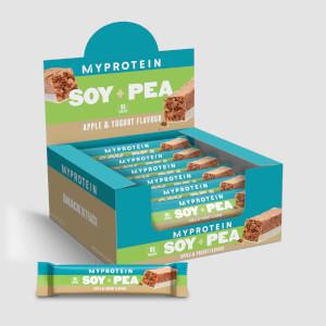 Soy + Pea Bars