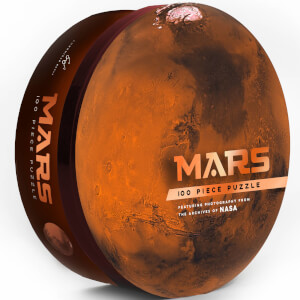 Mars 100 Piece Puzzle from I Want One Of Those