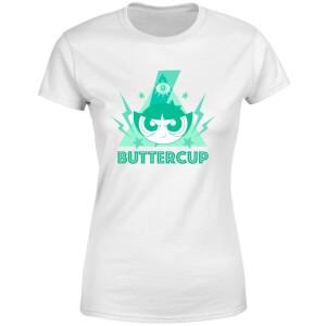 The Powerpuff Girls Buttercup Women's T-Shirt - White