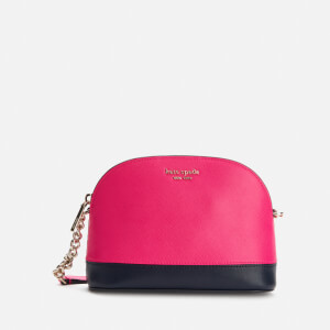 Kate Spade New York Women's Spencer Small Dome Cross Body Bag - Shocking Magenta Multi