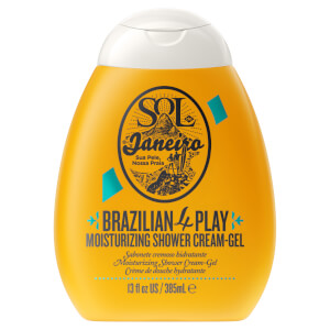 Sol de Janeiro Brazilian 4 Play Shower Cream-Gel 385ml