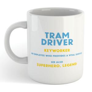 Tram Driver Mug