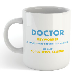 Doctor Mug